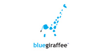 blue giraffee